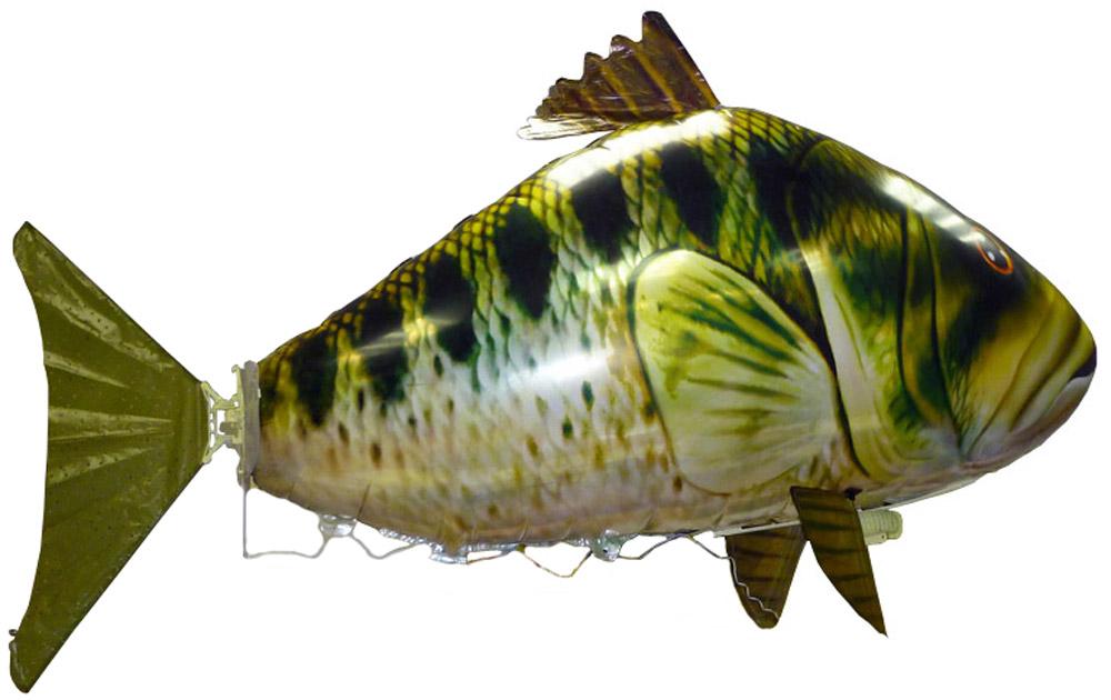 Drivemotion Летающая рыба Язь на дистанционном управлении - Радиоуправляемые игрушки