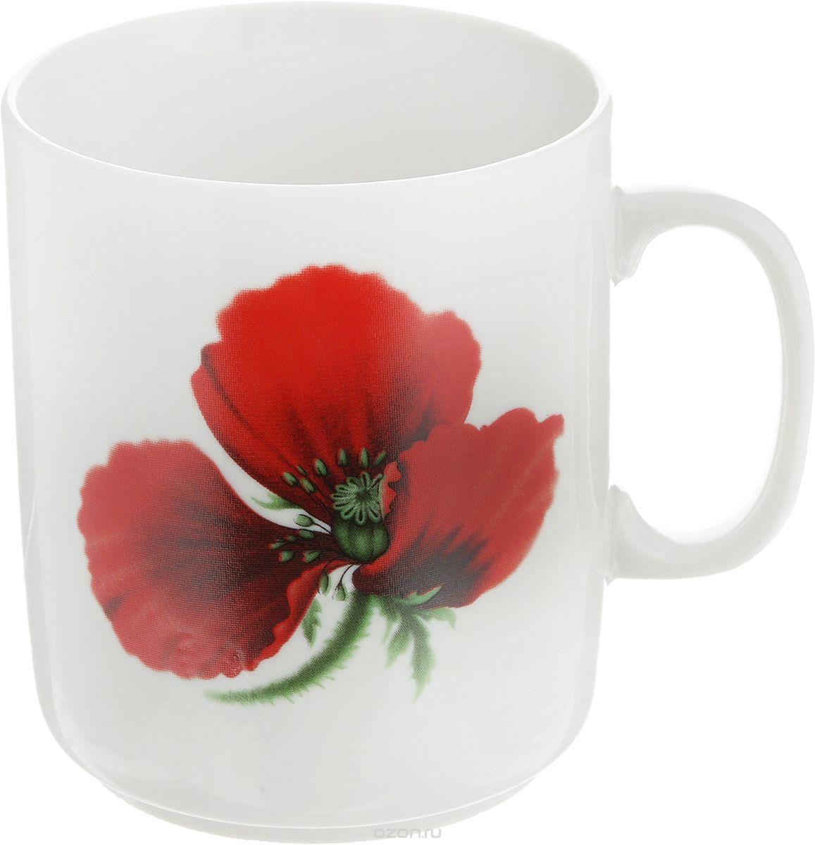 Кружка Фарфор Вербилок Маков цвет, 250 мл5810760Красивая кружка Фарфор Вербилок Маков цвет способна скрасить любое чаепитие. Изделие выполнено из высококачественного фарфора. Посуда из такого материала позволяет сохранить истинный вкус напитка, а также помогает ему дольше оставаться теплым.Объем кружки: 250 мл.Диаметр по верхнему краю: 8 см.Диаметр основания: 5,2 см.Высота кружки: 8,5 см.