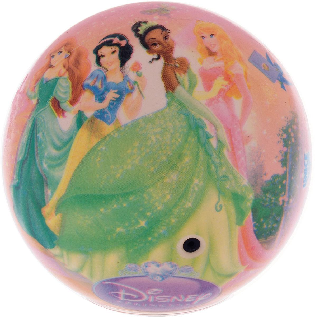 Unice Мяч детский Принцесса 15 см подарок малыша