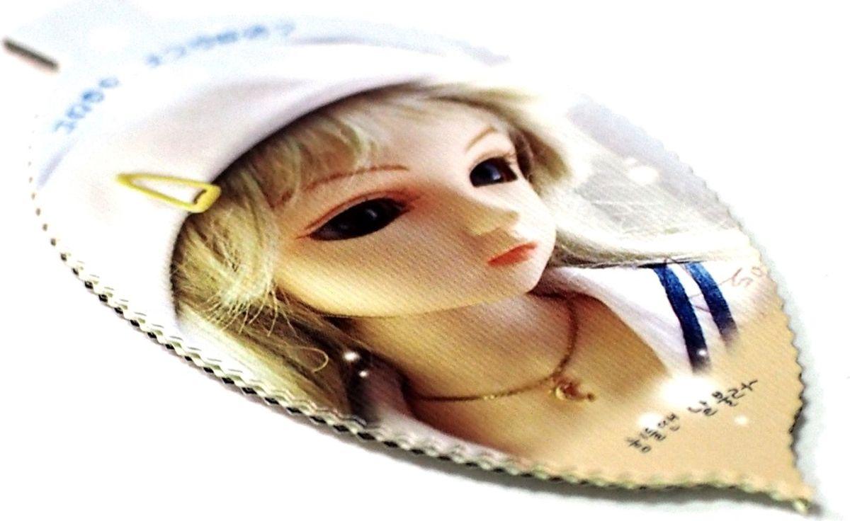 Карамба Закладка Куклы 8 шт004029Бумажные закладки вырезаны в форме листочка с изображением кукол. В комплекте 8 штук. В каждом комплекте 4 вида кукол. Цена указана за комплектУважаемые клиенты! Обращаем ваше внимание на цветовой ассортимент товара. Поставка осуществляется в зависимости от наличия на складе.