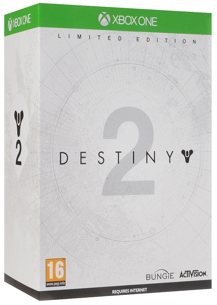 Destiny 2. Специальное издание (Xbox One) ведьмак 3 дикая охота издание игра года xbox one