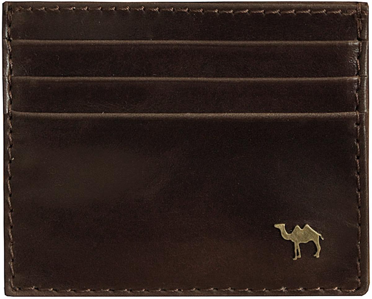 Визитница мужская Dimanche Camel, цвет: черный. 571/К сумка dimanche dimanche di042bwydz35