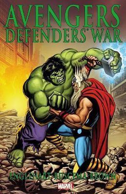 Avengers/Defenders War uncanny avengers unity volume 3 civil war ii