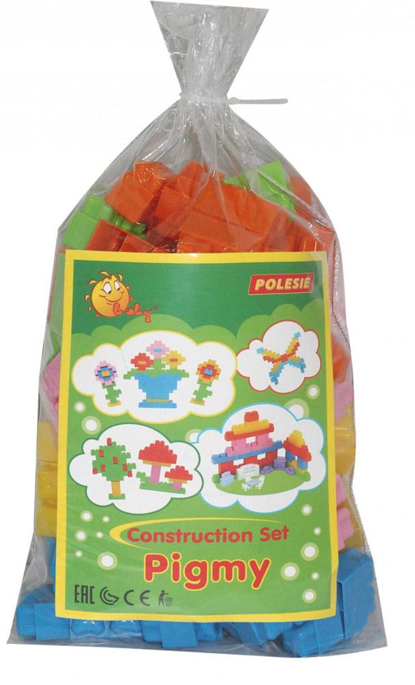 Полесье Конструктор Малютка 49391 кукла малютка lalaloopsy в оранжевой упаковке