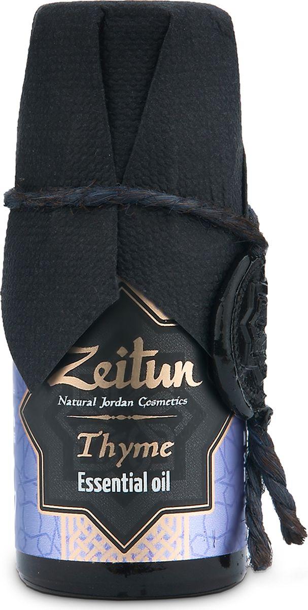 Зейтун Эфирное масло Тимьян, 10 млZ3651Абсолютно чистое, 100% натуральное эфирное масло Тимьяна, произведенное в соответствии со стандартом европейской фармакопеи; по своим качествам и свойствам значительно превосходит дешевые аналоги.