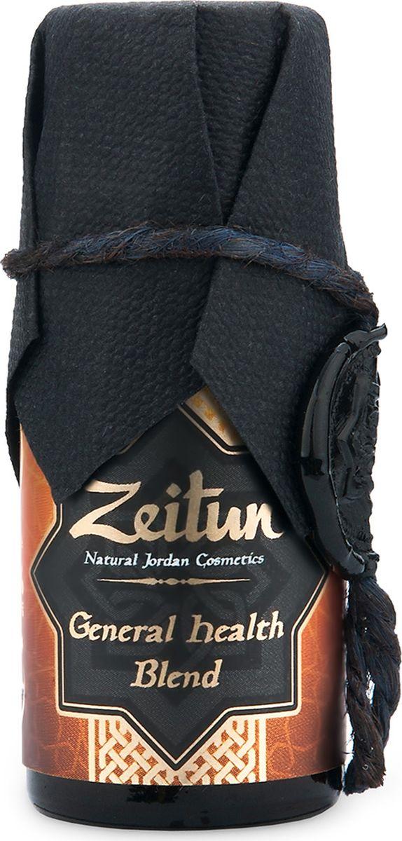 Зейтун Смесь эфирных масел общеукрепляющая, 10 мл эфирные масла зейтун противопростудная смесь натуральных эфирных масел