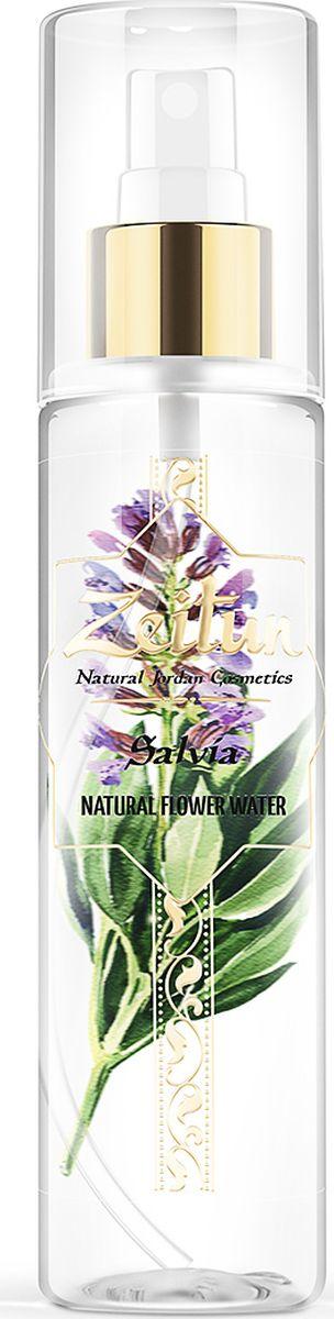Зейтун Гидролат Шалфей лекарственный, 150 млZ3824Гидролат шалфея лекарственного, обладающий характерным травяным запахом, особенно рекомендуем для ухода за жирной и комбинированной кожей. Он нормализует выделение кожного сала (себума), сужает поры, убирает угревую сыпь и прочие воспаления. Цветочная вода шалфея лекарственного обладает свойством липолиза, то есть помогает расщеплять жировые клетки. Поэтому советуем включать её в антицеллюлитные программы.Гидролат шалфея лекарственного вы можете использовать разными способами:• в качестве природного дезодоранта для тела и ног,• применять, как ополаскиватель после мытья тёмных волос для придания им блеска и сияния,• использовать для тонизации кожи во время антицеллюлитного массажа или ванны,• обеззараживать воздух в помещении во время эпидемий гриппа и ОРЗ,• ароматизировать воздух в сауне,• при уходе за жирной кожей хорошо сочетать с цветочной водой гамамелиса.• промокать укушенные насекомыми места ради устранения жжения, зуда, отёка, красноты.Цветочная вода шалфея лекарственного полностью натуральна, поэтому чувствительна к свету, высоким температурам и микроорганизмам, и храниться она может не более 12 месяцев, причём мы настоятельно рекомендуем держать её в холодильнике. В случае аллергической реакции (жжение, покраснение) следует использовать менее концентрированный раствор (разбавить водой в пропорции 1:3-1:4).