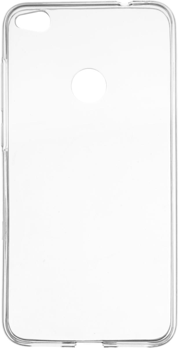 Red Line iBox Crystal чехол для Huawei Honor 8 Lite, TransparentУТ000011083Чехол Red Line iBox Crystal для Huawei Honor 8 Lite защищает заднюю часть вашего смартфона от царапин, пыли и других возможных повреждений.Точное соответствие вырезов чехла под функциональные разъемы смартфона.Чехол выполнен из технологичного материала, не теряющего со временем своих внешних характеристик.