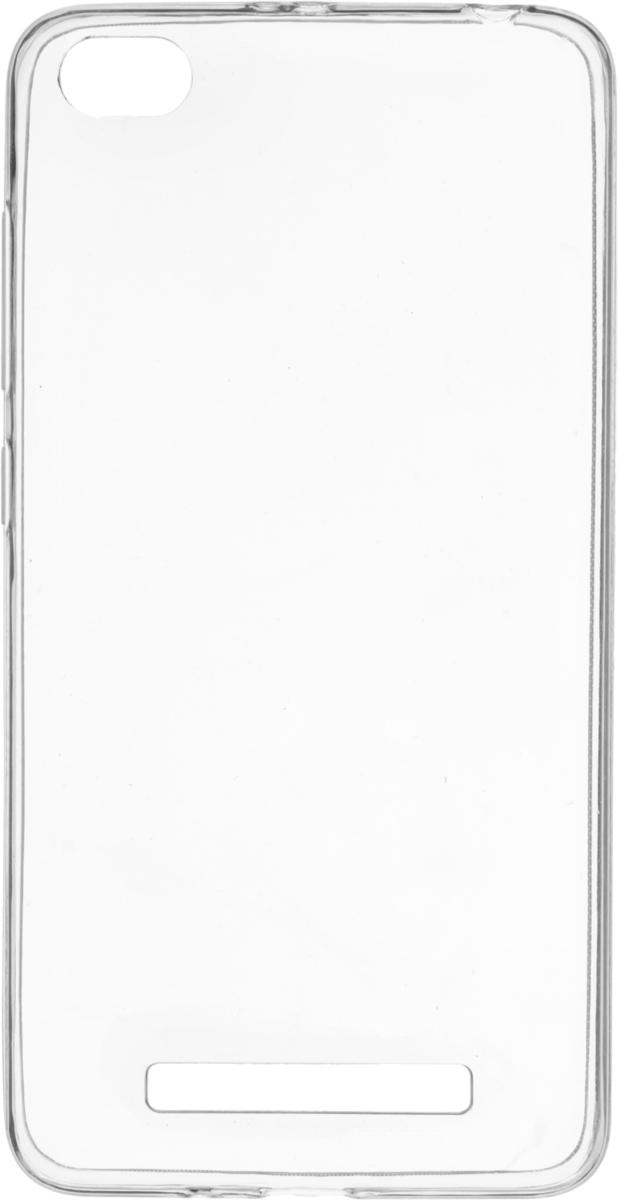 Red Line iBox Crystal чехол для Xiaomi Redmi 4A, TransparentУТ000010402Чехол Red Line iBox Crystal для Xiaomi Redmi 4A защищает заднюю часть вашего смартфона от царапин, пыли и других возможных повреждений.Точное соответствие вырезов чехла под функциональные разъемы смартфона.Чехол выполнен из технологичного материала, не теряющего со временем своих внешних характеристик.