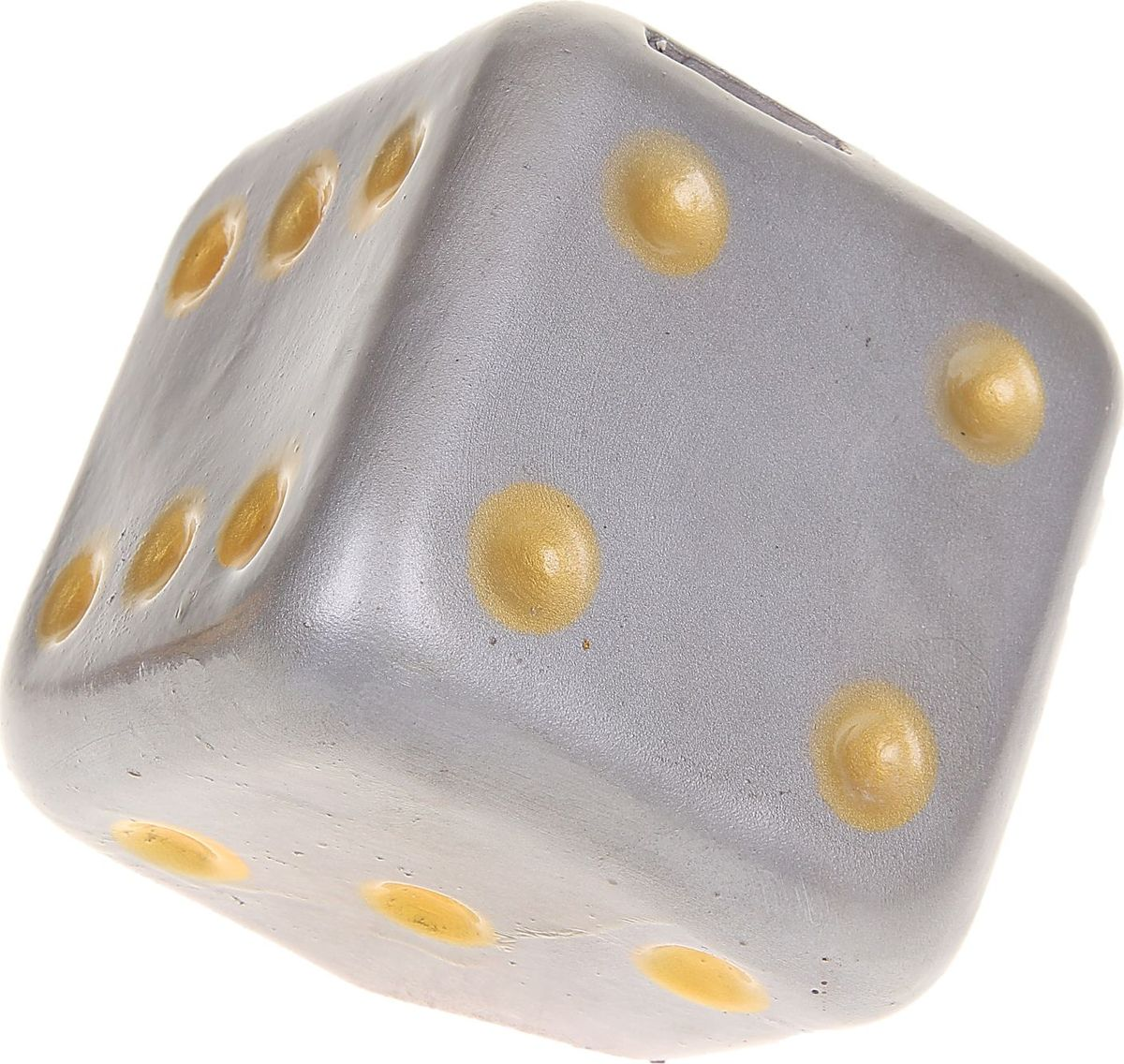 Копилка Керамика ручной работы Кубик, цвет: серый, 13 х 13 х 13 см1074153Каждая хозяйка знает, что в ведении домашнего хозяйства важную роль играет умение накапливать средства.Поставьте копилку на видное место, и она не только будет хранить деньги, но и станет стильным элементом интерьера.Обращаем ваше внимание, что копилка является одноразовой.