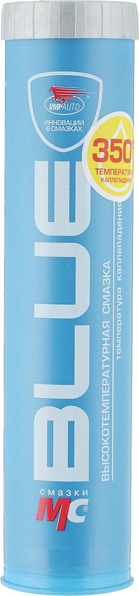 Смазка ВМПАвто MC 1510 Blue, высокотемпературная, 420 млАС.060072Смазка ВМПАвто MC 1510 Blue обладает высокой окислительной стабильностью и защищает узлы трения при резких скачках температур. Уникальная температура каплепадения 350°С , что на 100 градусов выше чем у импортных аналогов.Обеспечивает безотказную работу подшипников даже при перегреве.Экономит деньги, предотвращая повторные замены детали (работает более 300 тыс. км.).Выдерживает высокие нагрузки: экстренное торможение, жаркий климат, разбитые дороги.Рабочий температурный диапазон: от -40°С до 180°С/