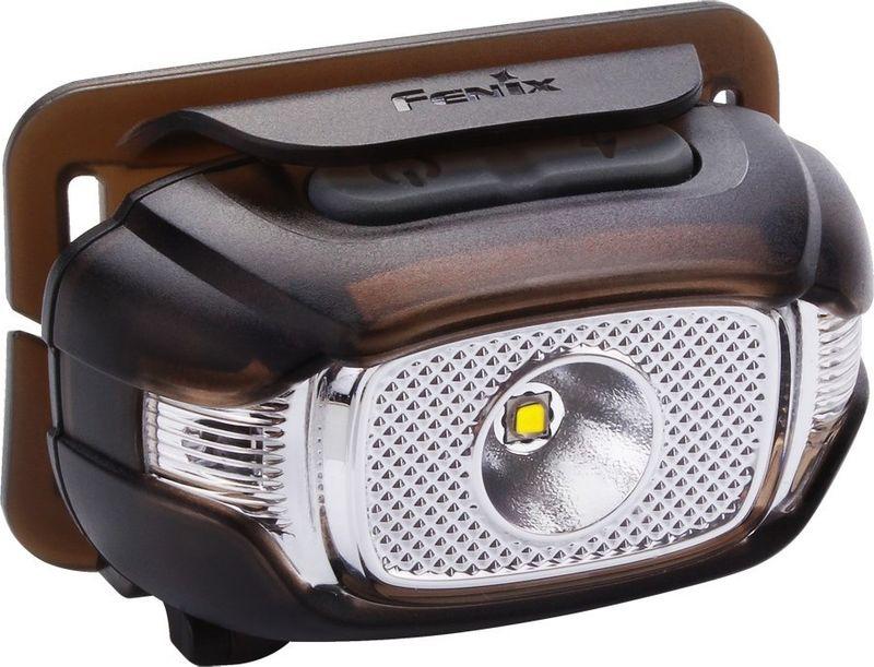 Фонарь налобный Fenix HL15, цвет: черный фонарь налобный яркий луч lh 030 черный