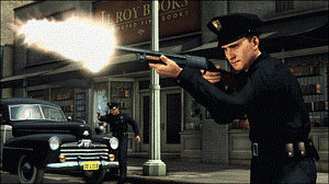 L. A. Noire (PS4) Rockstar Leeds,Team Bondi