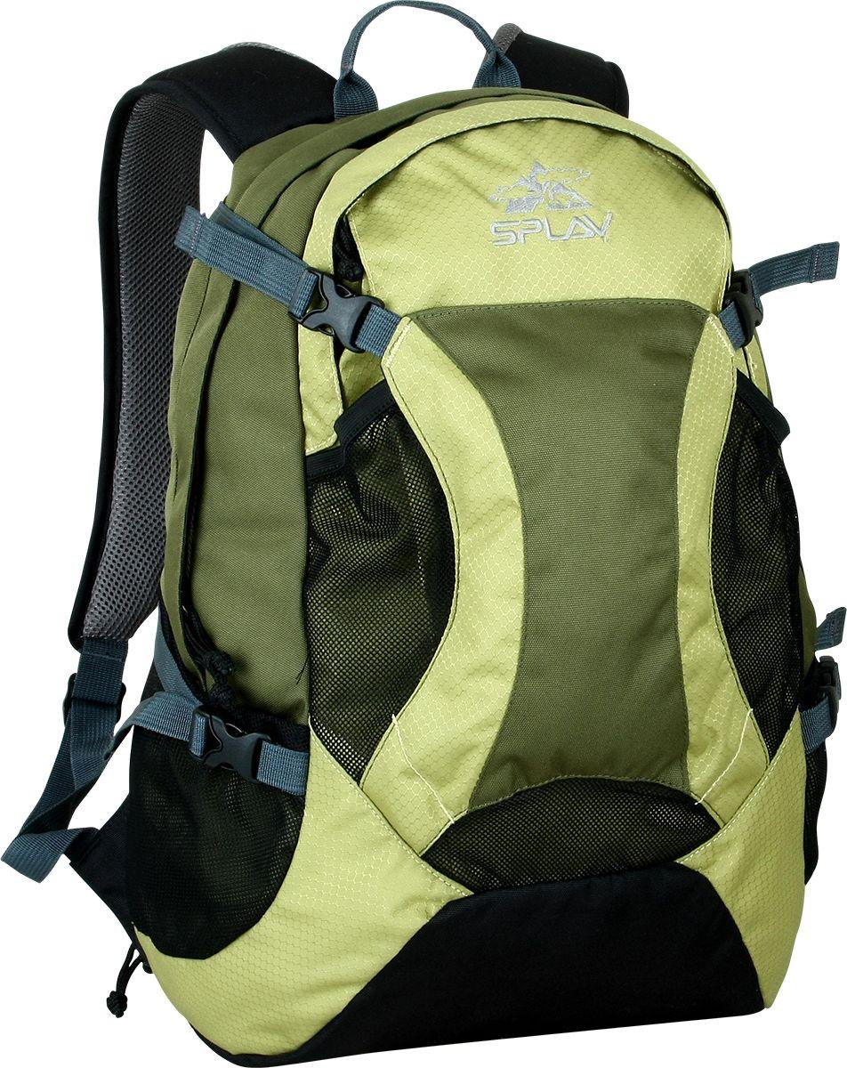 """Рюкзак туристический Сплав """"Falcon 2"""", цвет: зеленый, 20 л"""