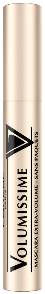 L'Oreal Paris Тушь для ресниц Volumissime Gold для объема ресниц, черная, 7,5 мл туши l oreal paris тушь для ресниц объем миллиона ресниц эксесс для объема и разделения черная 9 мл