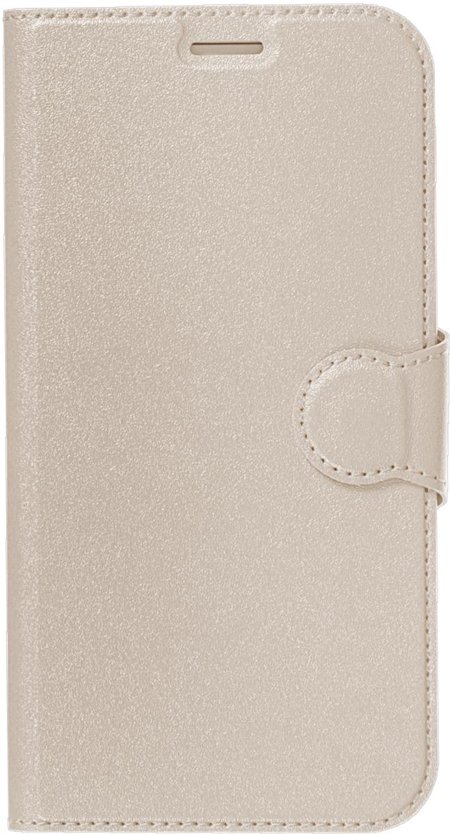 Red Line Book Type чехол для Samsung Galaxy A7 (2017), GoldУТ000010259Чехол Red Line Book Type для Samsung Galaxy A7 (2017) защищает смартфон от царапин, пыли и других возможных повреждений.Точное соответствие вырезов чехла под функциональные разъемы смартфона. Полный доступ к динамикам и клавишам.Чехол может трансформироваться в подставку для удобного просмотра видео.Чехол выполнен из технологичного материала, не теряющего со временем своих внешних характеристик.