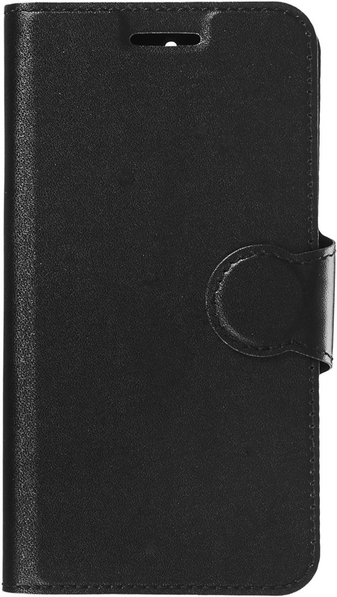Red Line Book Type чехол для Asus Zenfone 3 Max (ZC520TL), Black цена и фото