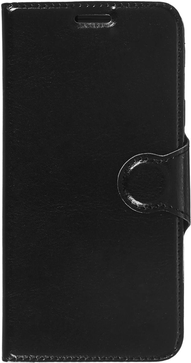 Red Line Book Type чехол для Samsung Galaxy J5 Prime (G570), Black red line book type чехол книжка для samsung galaxy a3 2016 white
