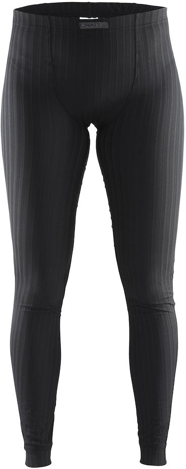 Термобелье брюки женские Craft Active Extreme, цвет: черный. 1904493/9999. Размер L (48)1904493/9999Женские брюки выполнены из тонкого, легкого и эластичного материала, где с помощью полых волокон удерживается теплый воздух и обеспечивается теплоизоляция тела.Дополнительные волокна Coolmax-Air, соприкасаясь с кожей, способствую отведению влаги и предотвращают перегрев.Вставки из сетки расположены в наиболее горячих зонах тела.Плоские швы расположены так, чтобы повторять движения тела.