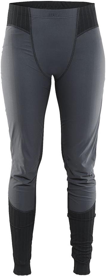 Термобелье брюки женские Craft Active Extreme, цвет: черный. 1904502/9999. Размер L (48)1904502/9999Женские брюки выполнены из Active Extreme 2.0 и ветрозащитной мембраны Windstopper.Эргономичный крой с учетом анатомии тела.Мягкие внешние плоские швы повторяют движения тела.