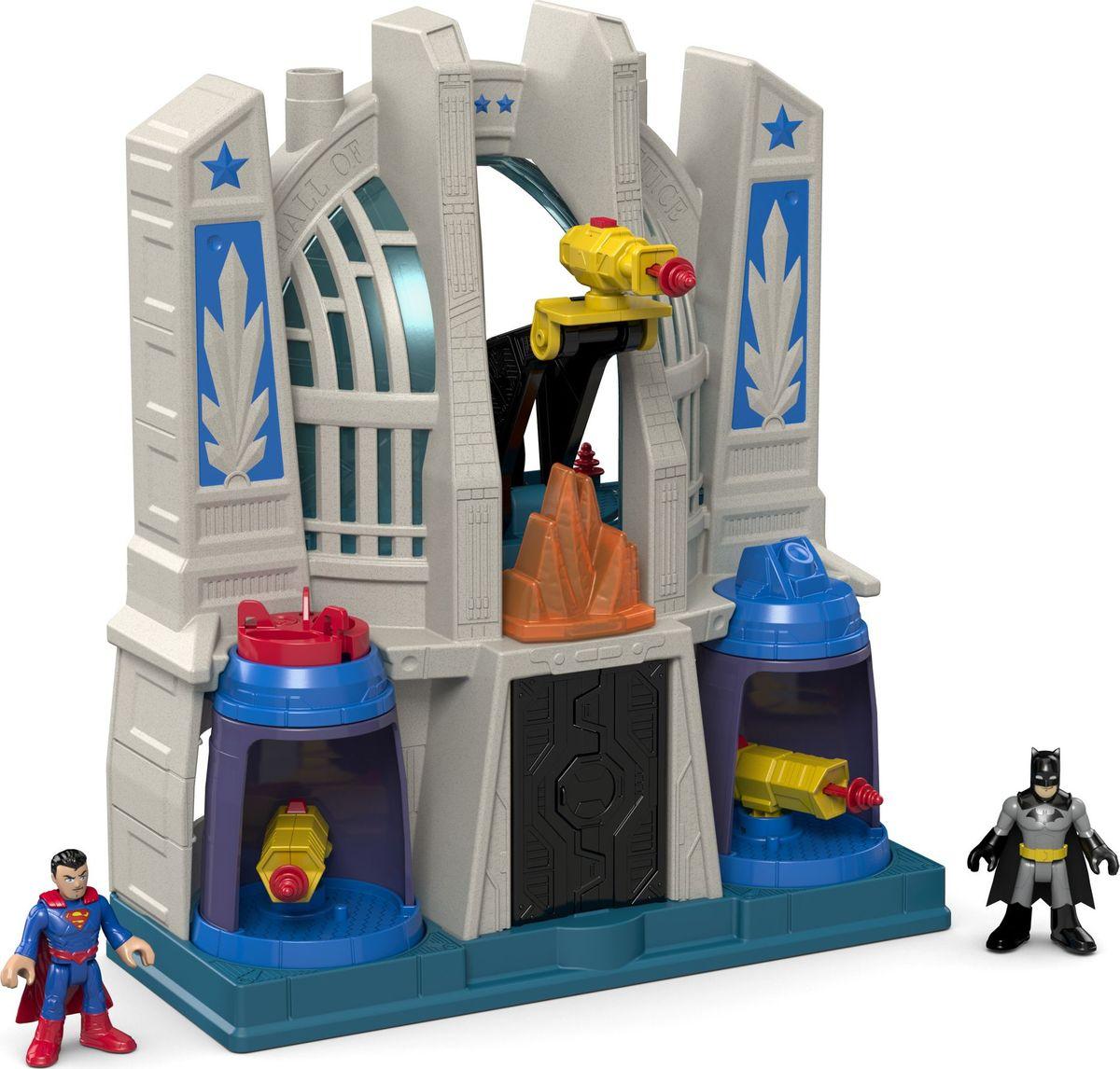 Imaginext Игровой набор DC Super Friends Hall of Justice