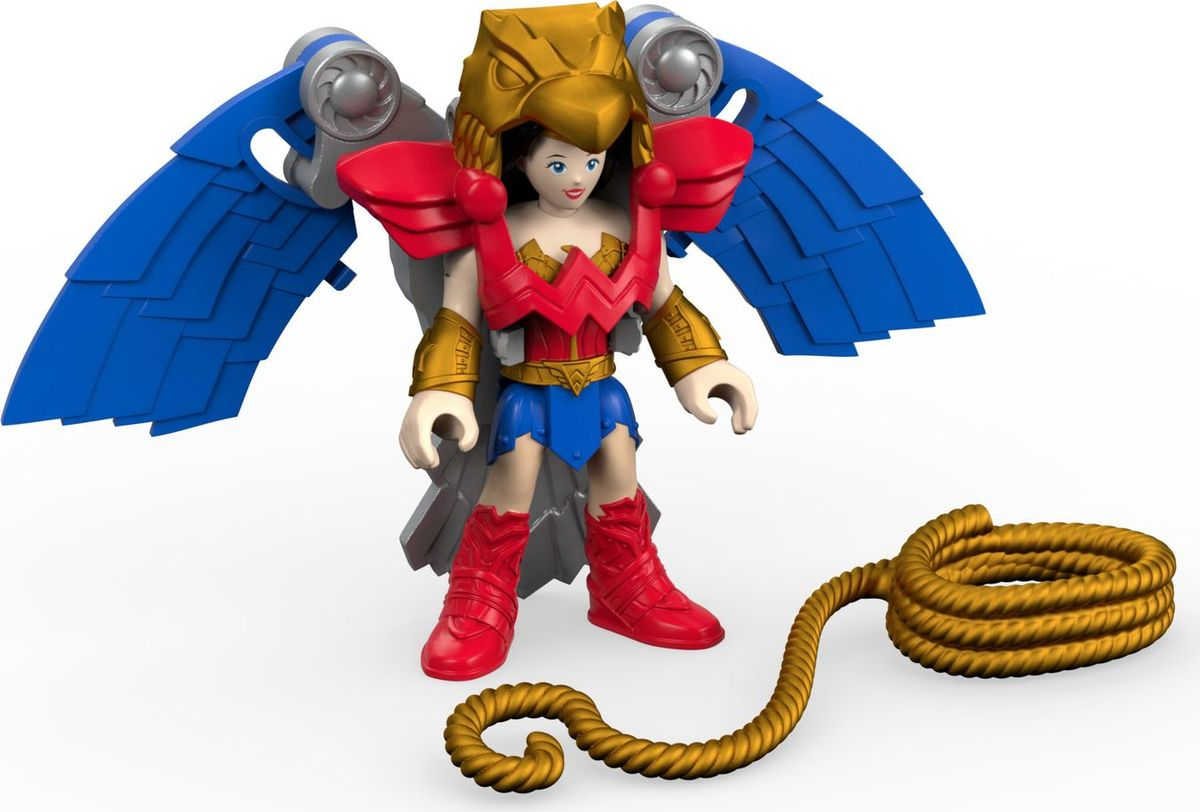 Imaginext Игровой набор DC Super Friends Wonder Woman Flight Suit