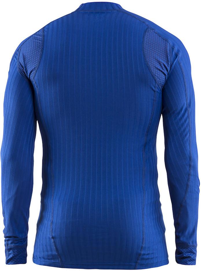 Термобелье кофта мужская Craft Active Extreme, цвет:  синий.  1904495/2386.  Размер L (50)