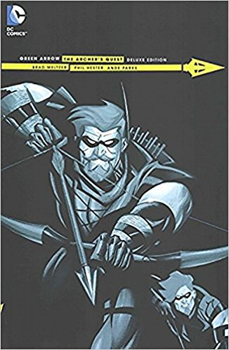 цена на Green Arrow: The Archer's Quest: Deluxe Edition