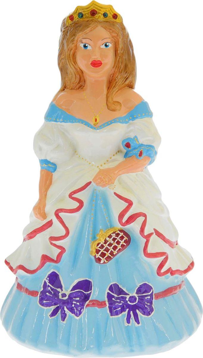 Копилка Керамика ручной работы Принцесса, 18 х 18 х 29 см1099368Копилка Принцесса — отличный подарок на профессиональный праздник или день рождения. Забавный небольшой сувенир вызовет искреннюю улыбку у ваших коллег, друзей и родных.Обращаем ваше внимание, что копилка является одноразовой.