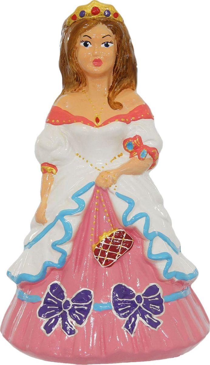 Копилка Керамика ручной работы Принцесса, 17 х 18 х 29 см1107223Копилка Принцесса — отличный подарок на профессиональный праздник или день рождения. Забавный небольшой сувенир вызовет искреннюю улыбку у ваших коллег, друзей и родных.Обращаем ваше внимание, что копилка является одноразовой.