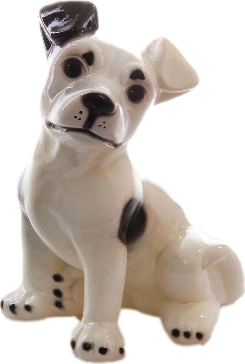 """Часто бывают срочно необходимы средства. Чтобы не попасть в неловкую ситуацию, начните откладывать! С копилкой Керамика ручной работы """"Собака Рэкс"""" у вас всегда будет сумма на """"чёрный день"""". Заведите домашнего питомца прямо на рабочем столе! Собака всегда была верным другом, помощником и защитником человека. Изделие в виде этого животного надежно сохранит ваши сбережения.Обращаем ваше внимание, что копилка является одноразовой."""
