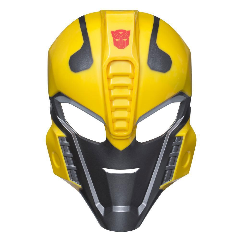 Transformers Маска карнавальная Трансформеры 5 цвет желтый -  Карнавальные костюмы и аксессуары