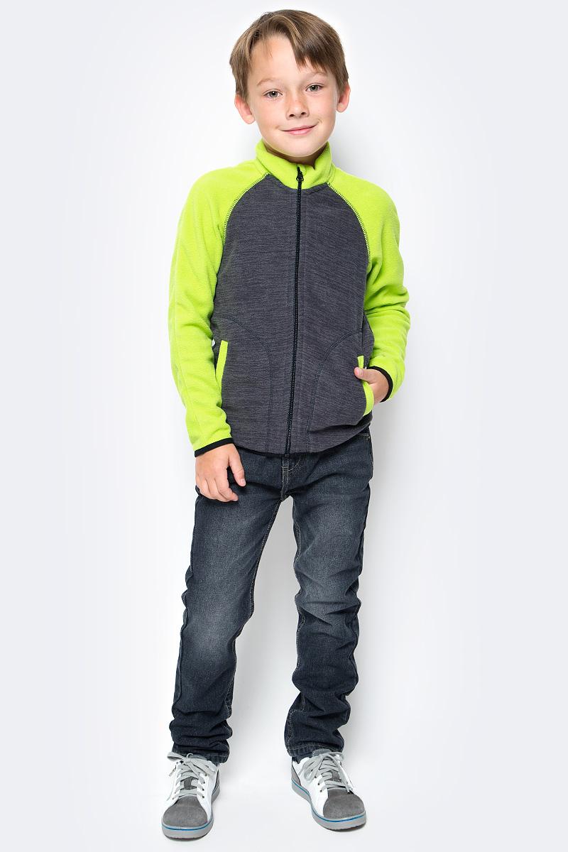Джинсы для мальчика Oldos Джим, цвет: темно-серый. 6O7JN01. Размер 152, 12 лет6O7JN01Классические джинсы Oldos Джим идеально подойдут вашему мальчику.Пояс на пуговице, гульфик на молнии. На поясе есть шлевки для ремня. По талии джинсы регулируются внутренней перфорированной резинкой. Спереди и сзади есть карманы. Джинсы идеально подходят для повседневной носки. В них ваш мальчик всегда будет в центре внимания!