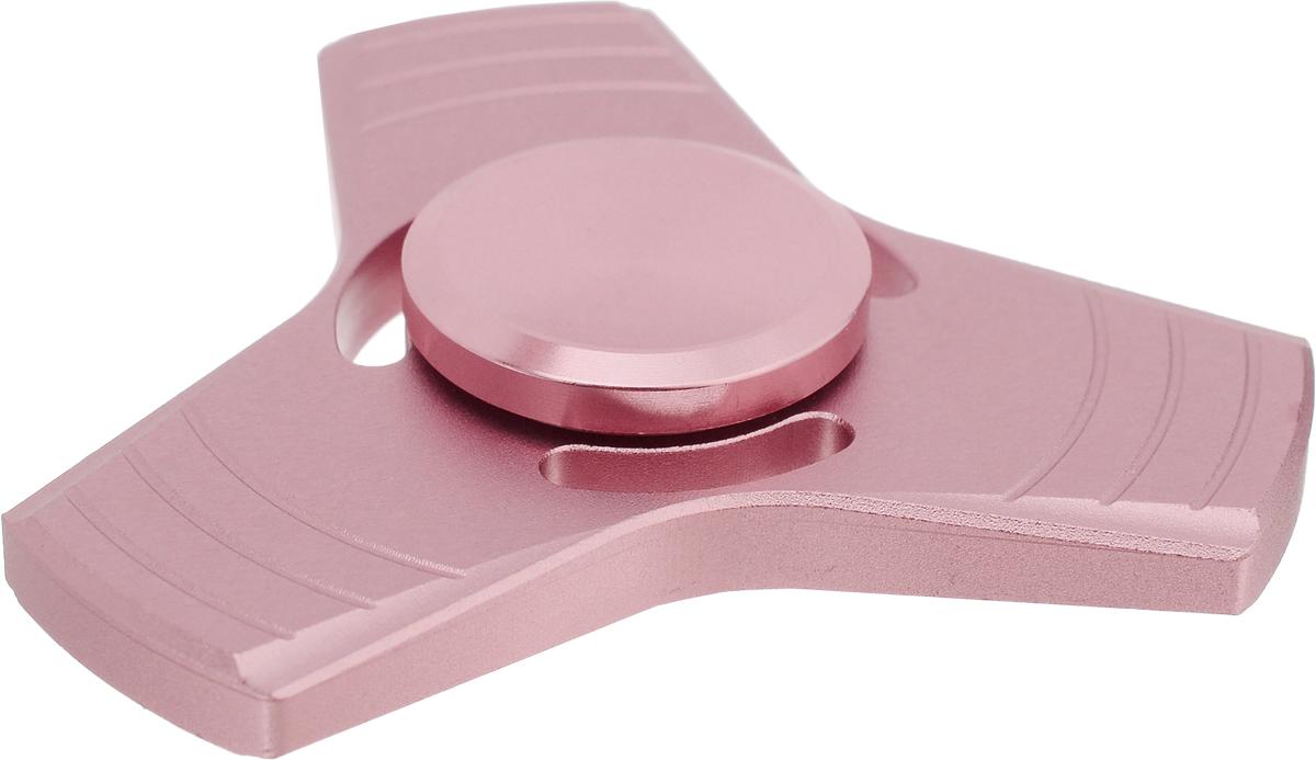 Code Спиннер Tri цвет розовый спиннер утяжеленный с глянцевым покрытием металлик розовый