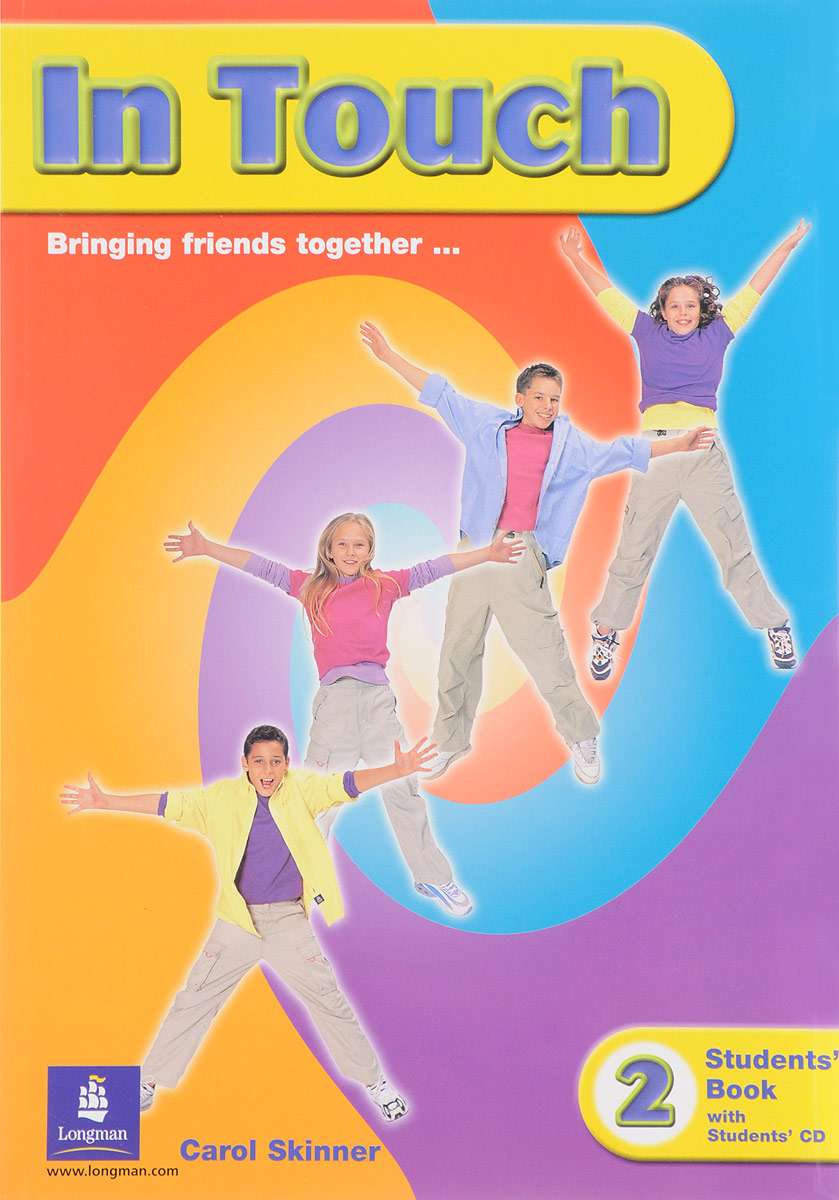 In Touch: Students' Book 2 (+ CD-ROM)