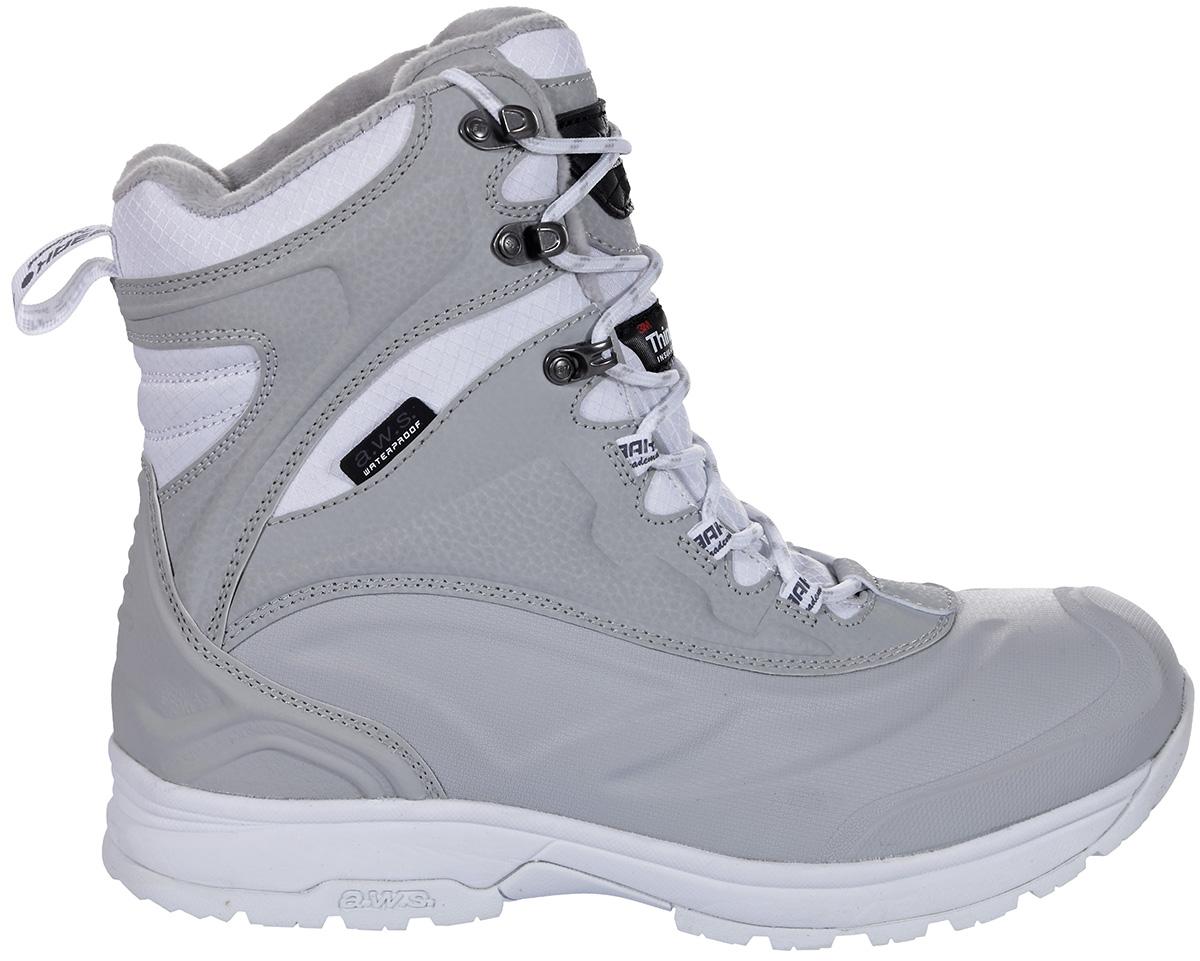 Ботинки женские Icepeak, цвет: серый. 875215100IV_210. Размер 39 (38)875215100IV_210