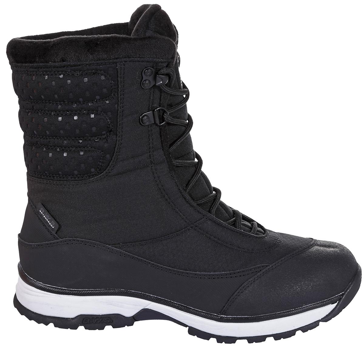 Ботинки женские Icepeak, цвет: черный. 875224100IV_990. Размер 39 (38)875224100IV_990