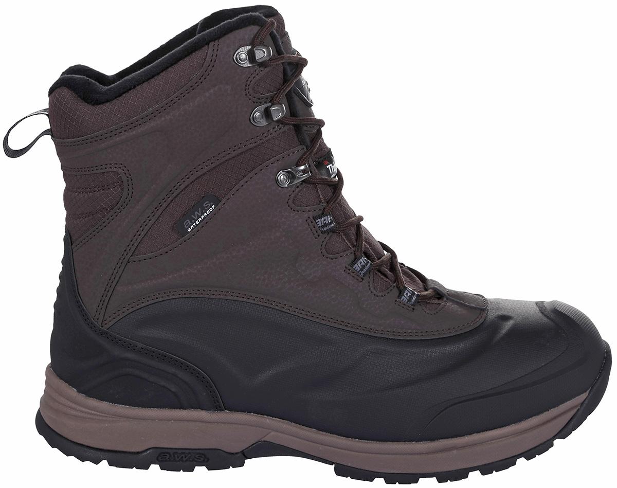 Ботинки мужские Icepeak, цвет: коричневый. 878216100IV_190. Размер 42 (41)878216100IV_190
