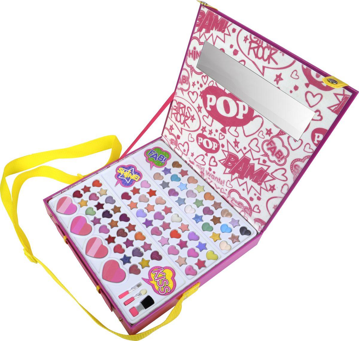 Markwins Игровой набор детской декоративной косметики POP 3704551 - Наборы