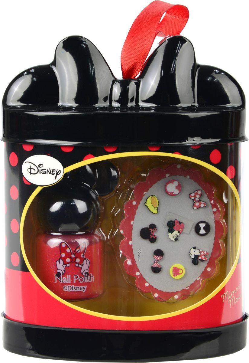 Markwins Игровой набор детской декоративной косметики Minnie 97026519702651С таким набором ваша девочка сделает себе самый настоящий шикарный маникюр!