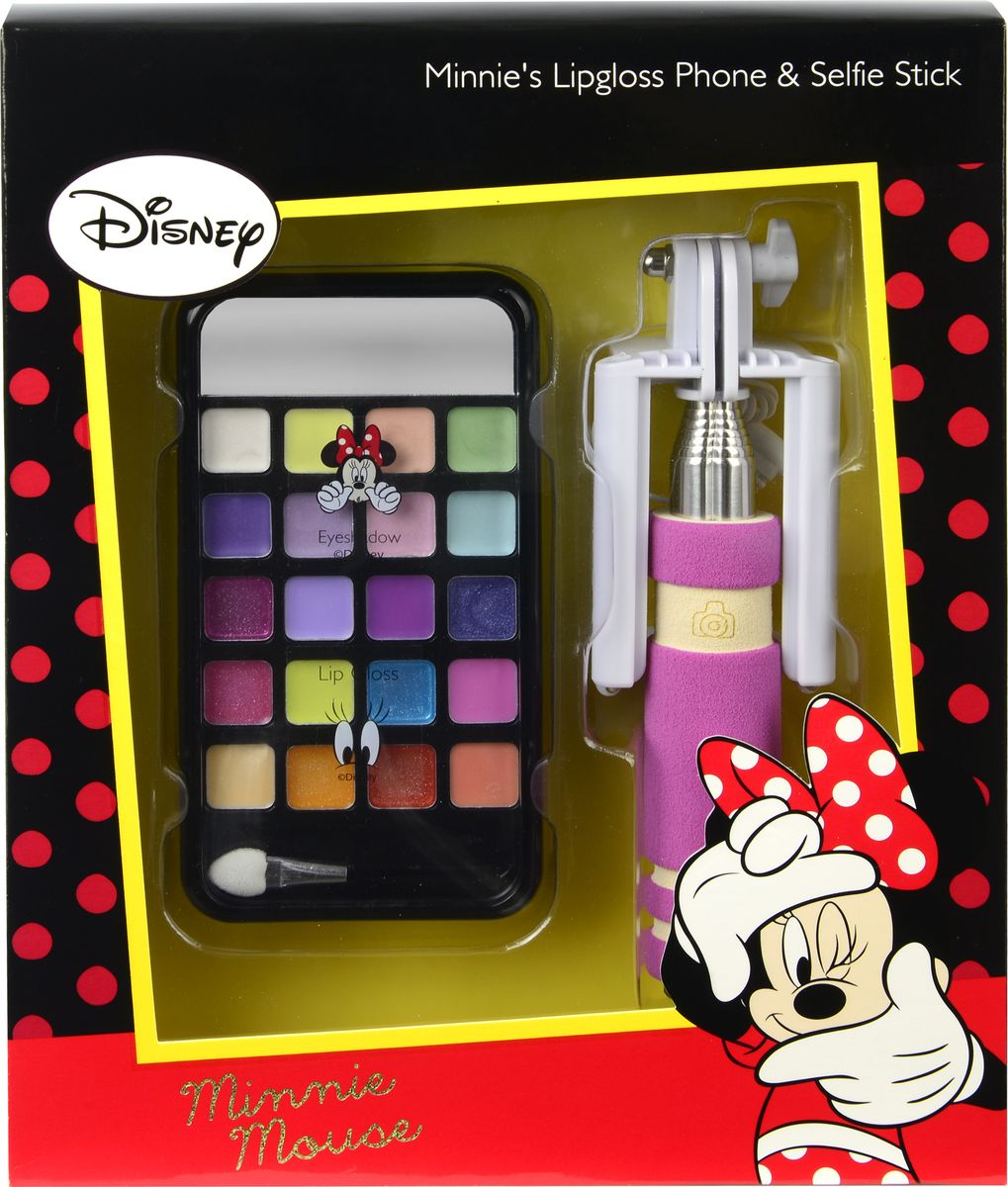 Markwins Игровой набор детской декоративной косметики Minnie 9703351