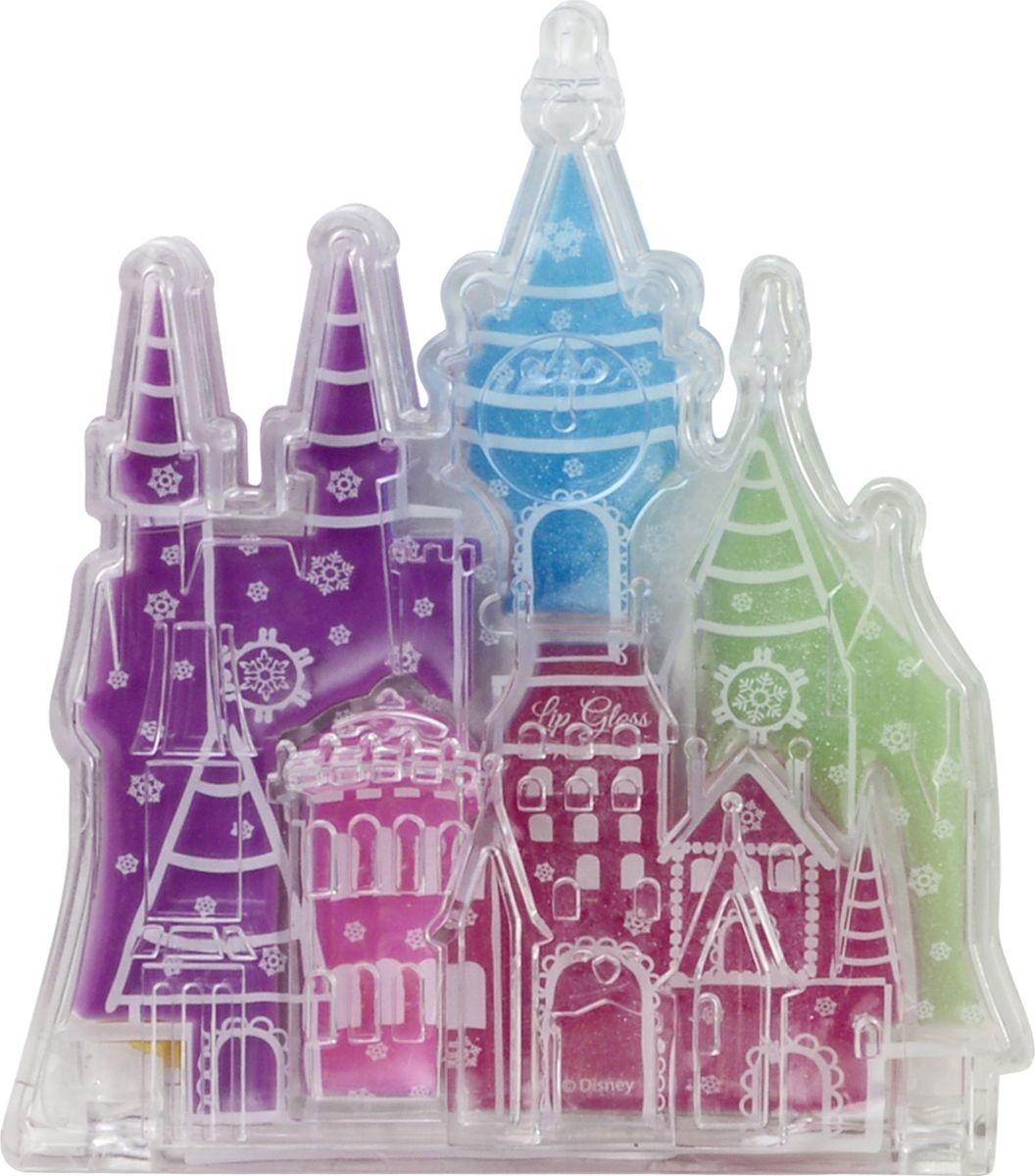 Markwins Игровой набор детской декоративной косметики Princess 97041519704151Состав набора: палитра блесков для губ из 5 оттенков.