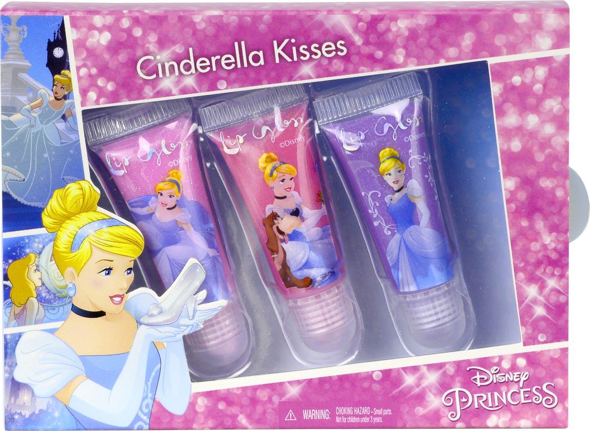 Markwins Игровой набор детской декоративной косметики Princess 97045519704551Состав набора: блески для губ в тубах 3 шт.