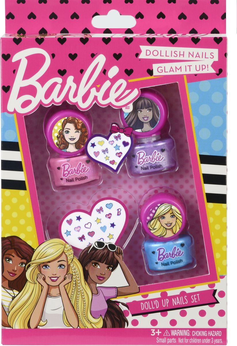 Markwins Игровой набор детской декоративной косметики Barbie 9708351 - Наборы