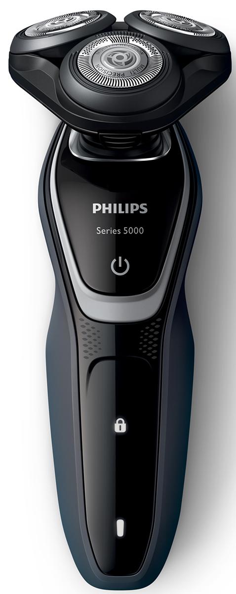 Philips S5110/06 электробритва с насадкой-триммером