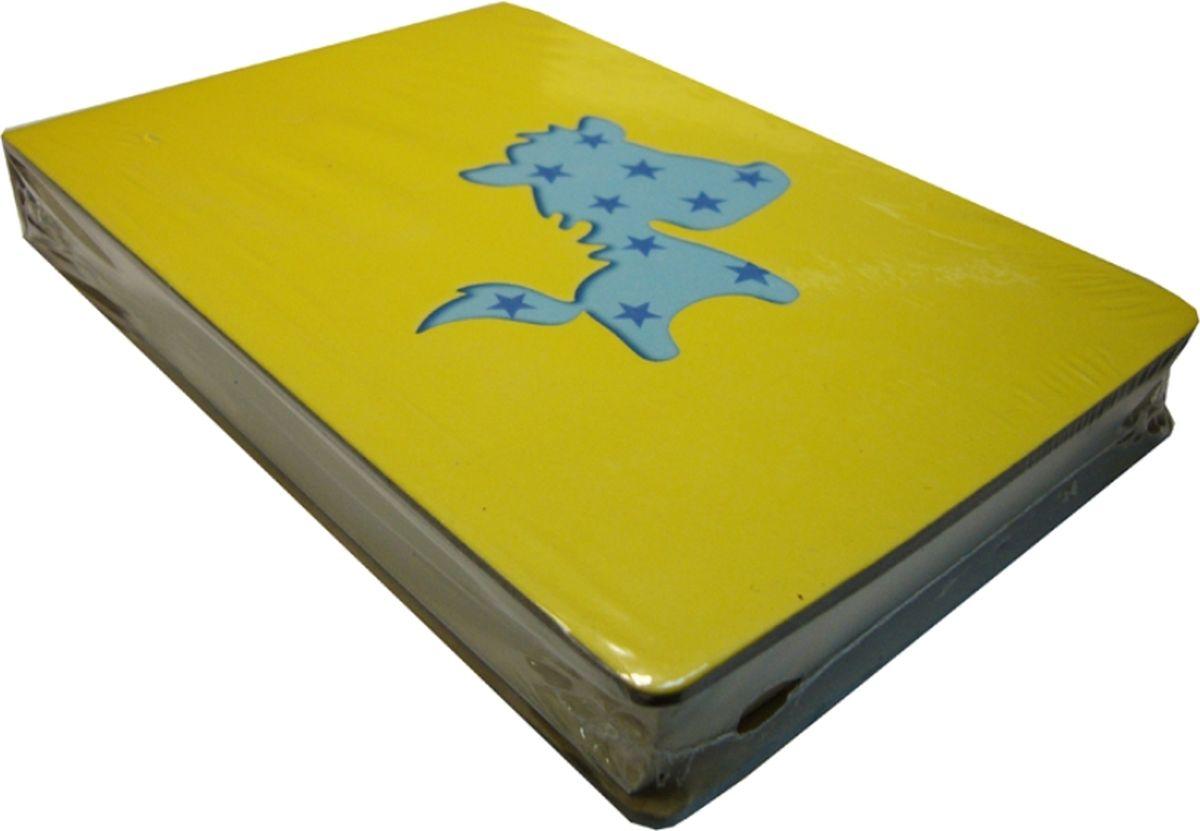 Карамба Блокнот С лошадкой цвет желтый 108 листов004161Яркий блокнот Карамба С лошадкой - незаменимый атрибут современного человека, необходимый для рабочих и повседневных записей в офисе и дома.Блокнот содержит 108 листов.Блокнот станет достойным аксессуаром среди ваших канцелярских принадлежностей. Такой блокнот пригодится как для деловых людей, так и для любителей записывать свои мысли, писать мемуары или делать наброски новых стихотворений.
