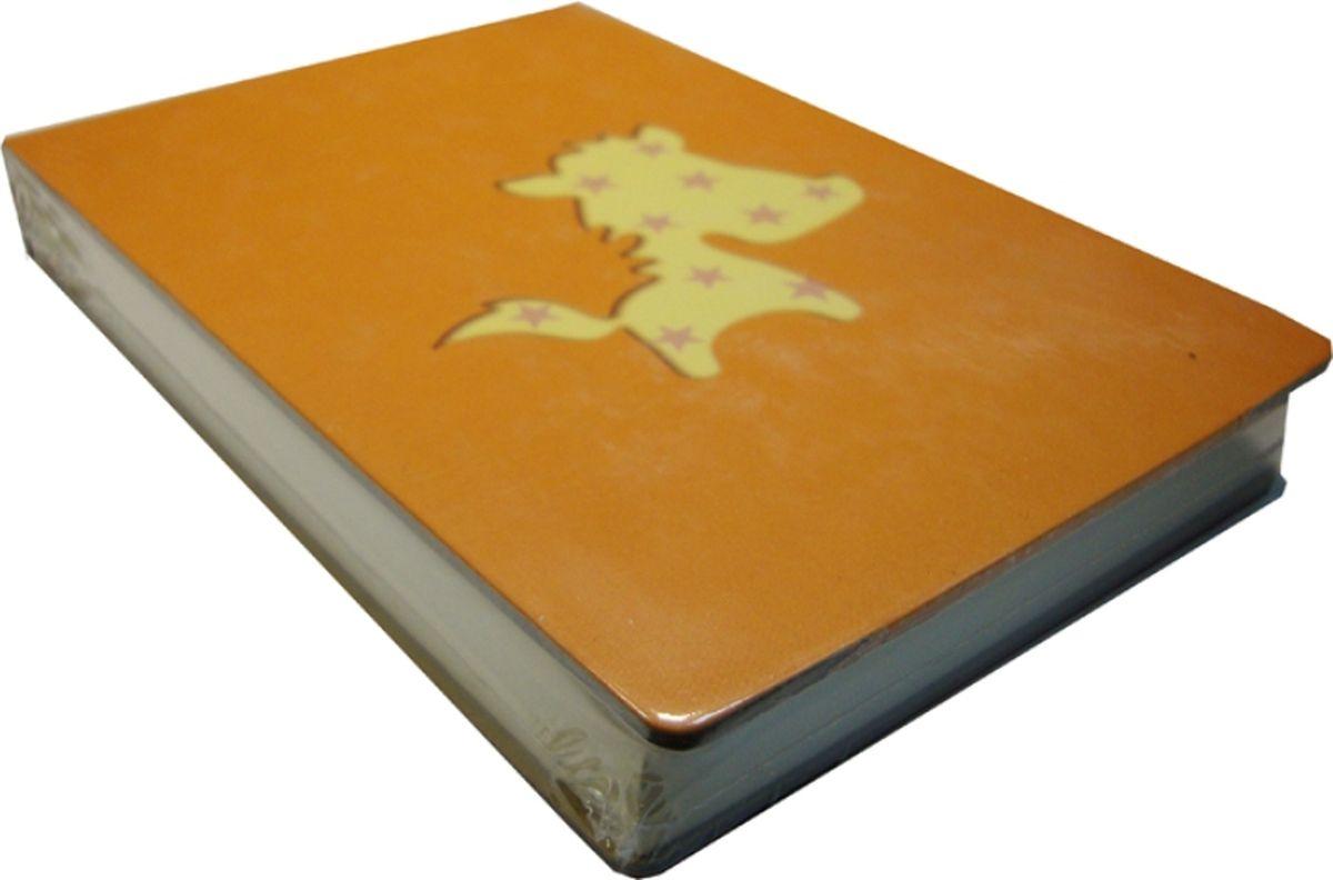 Карамба Блокнот С лошадкой цвет оранжевый 108 листов004163Яркий блокнот Карамба С лошадкой - незаменимый атрибут современного человека, необходимый для рабочих и повседневных записей в офисе и дома.Блокнот содержит 108 листов.Блокнот станет достойным аксессуаром среди ваших канцелярских принадлежностей. Такой блокнот пригодится как для деловых людей, так и для любителей записывать свои мысли, писать мемуары или делать наброски новых стихотворений.