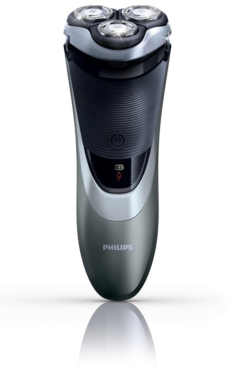 Philips PowerTouchPlus PT860/16 электробритва с откидным триммером