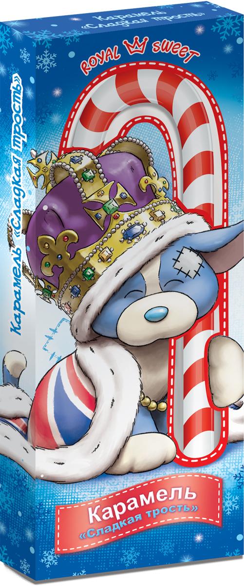 Конфитрейд My Blue Nose Dogs карамель в виде трости, 50 г royal blue sixlets 1 pound bag