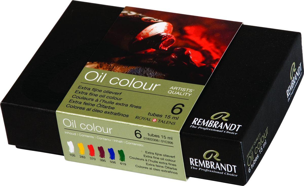 Royal Talens Набор масляных красок Rembrandt 6 цветов191080Масляные краски Rembrandt – это профессиональные краски исключительно высокого качества и традиций производства с 1899 г. Благодаря высокой концентрации натурального пигмента достигается чистота, насыщенность и глубина цвета. Широкая цветовая палитра и отличный баланс укрывистых и прозрачных оттенков позволят воплотить любые замыслы художника. Работы, написанные масляными красками Rembrandt, на долгие годы сохранят свое великолепие, а цвета не потускнеют и не потеряют интенсивности.Уровень Artist. Основные характеристики:Оптимальная интенсивность цвета с высокой концентрацией пигмента (не содержит наполнителей)Максимальная светостойкость (гарантия сохранения цвета у большинства оттенков – 100 лет)Единая степень вязкости